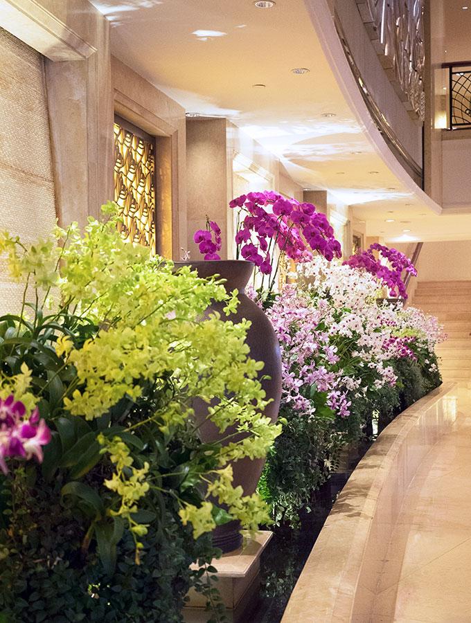 Shangri-La Hotel Bangkok Orchids