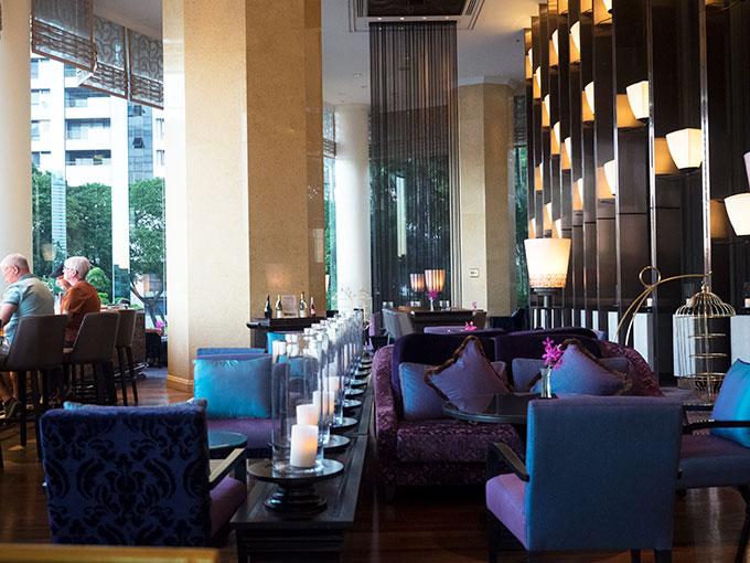 Shangri-La Hotel Bangkok Long Bar
