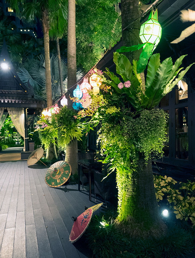 Riverside Dining Bangkok Salathip Thai Restaurant Shangri-La Bangkok