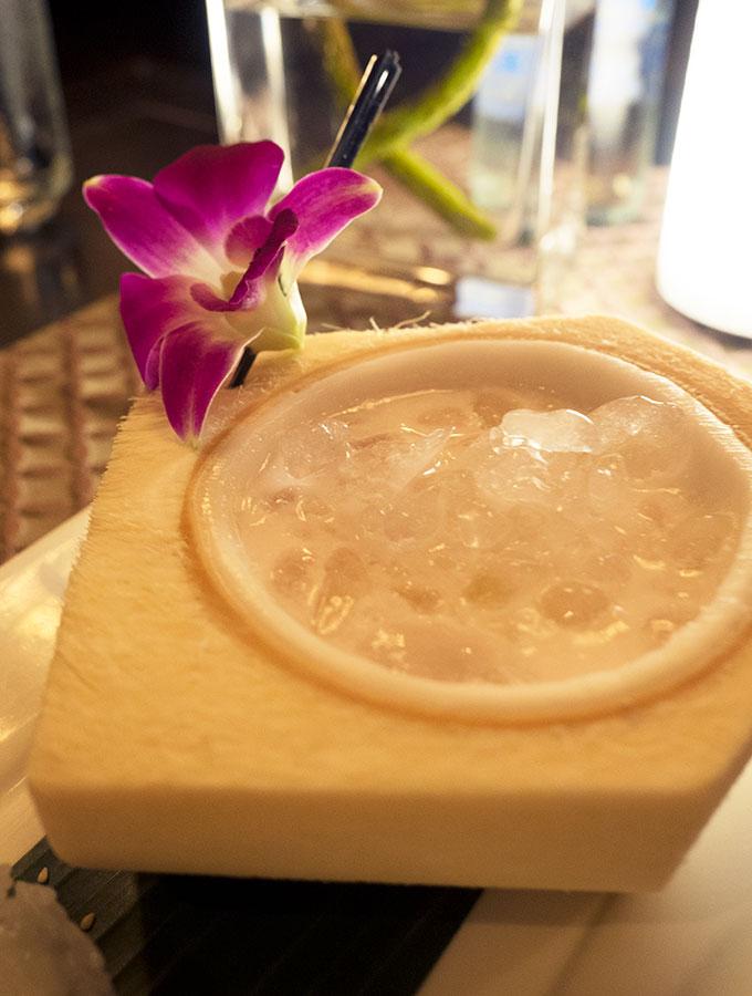 SALATHIP SWEET SAMPLER Salathip Thai Restaurant Shangri-La Bangkok