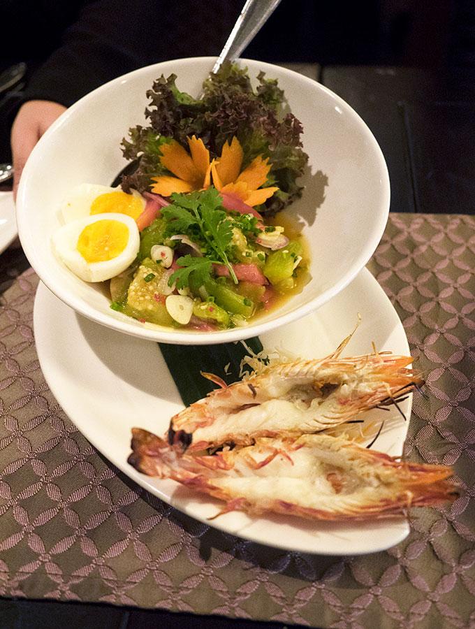 YAM SOM-O Salathip Thai Restaurant Shangri-La Bangkok
