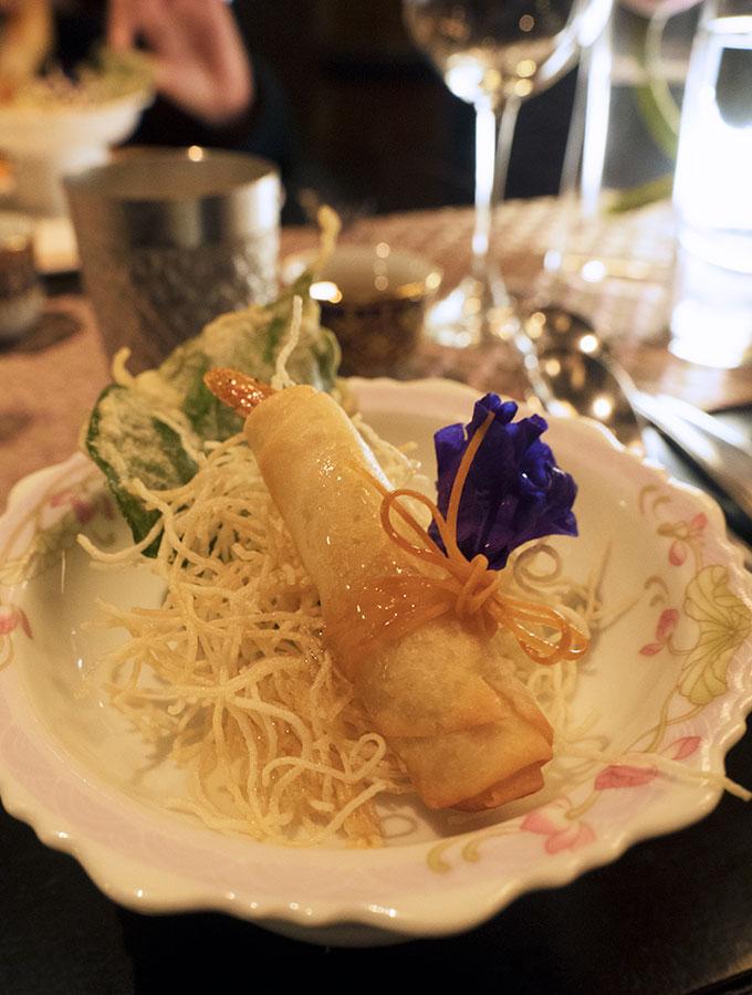 THOONG TONG Salathip Thai Restaurant Shangri-La Bangkok