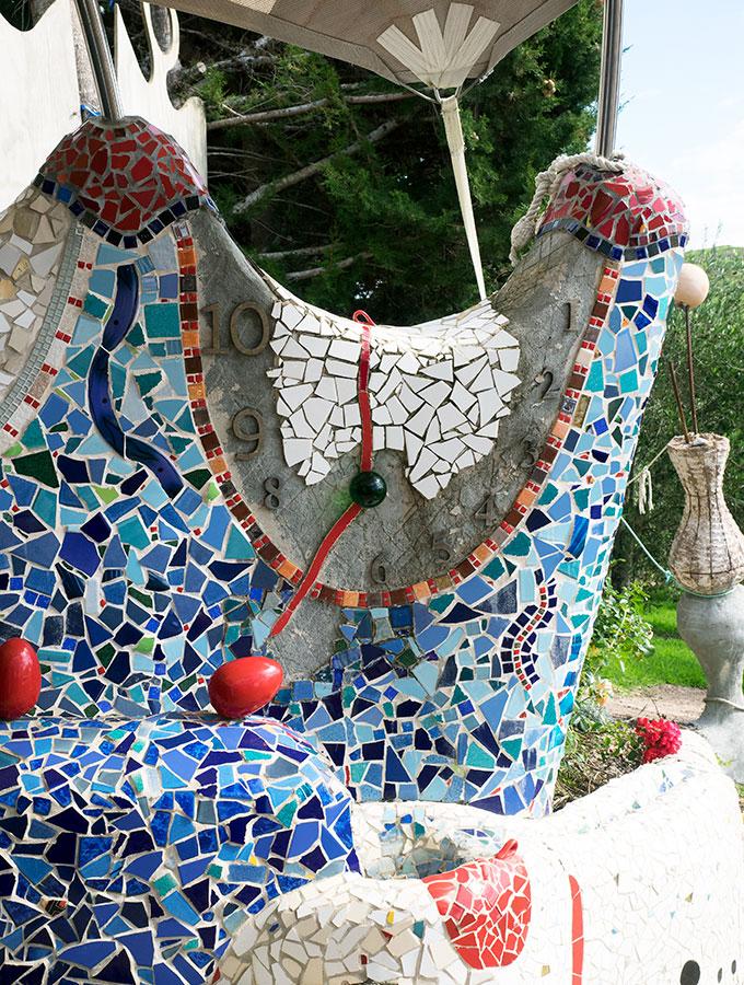 Miro Vineyard mosaics