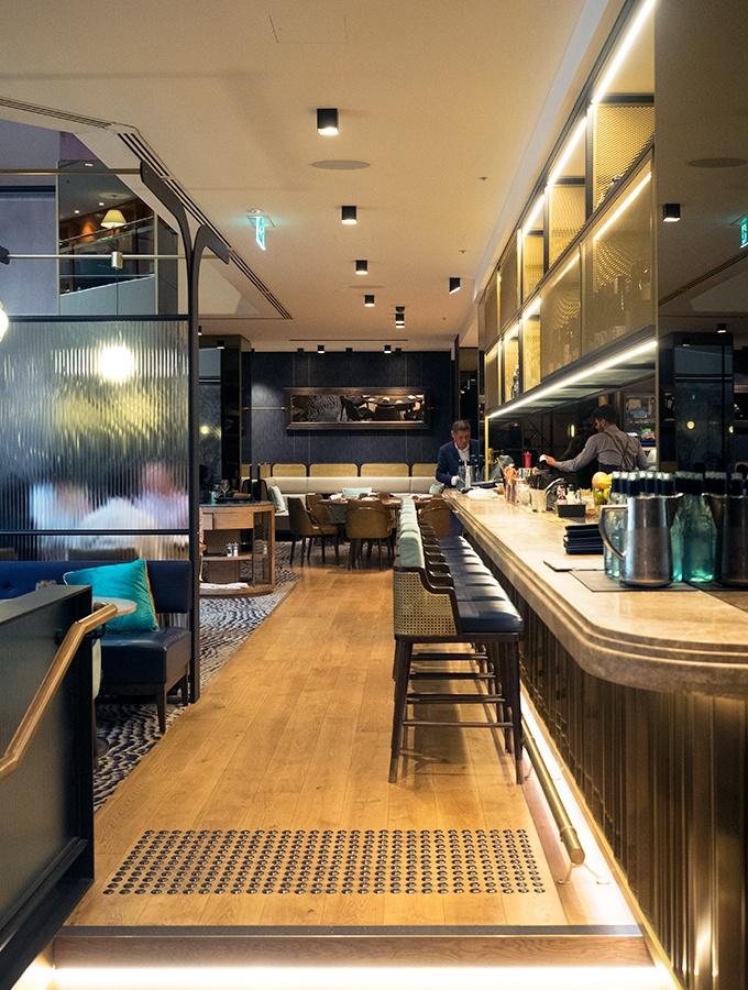 Mode Kitchen & Bar - Lucchetti Krelle interiors