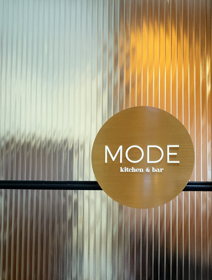 Mode Kitchen & Bar The Four Seasons Hotel Sydney
