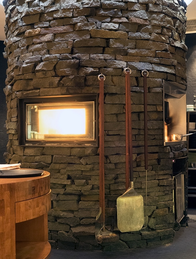 Mode Kitchen & Bar Wood Fire Oven