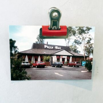 The Pizza Hut Restaurants of the 80s and 90s