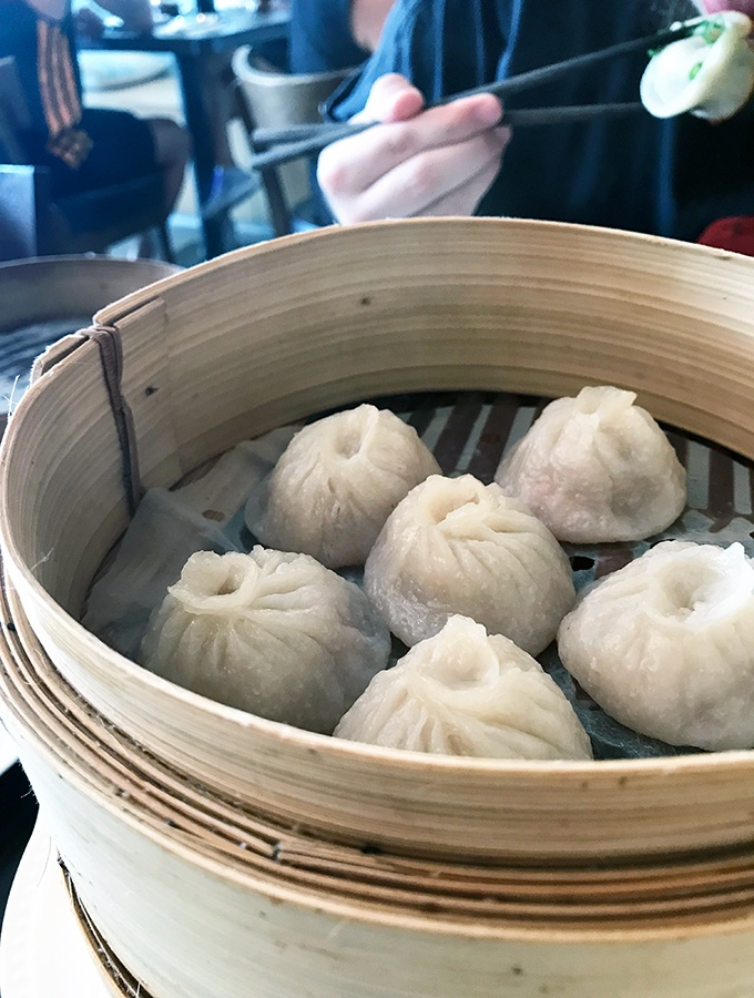 Seaside Dumplings Cronulla - Steamed XLB