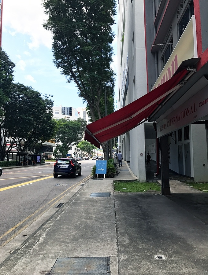Phoon Huat location Singapore