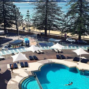 The Crowne Plaza Terrigal is a relaxing beach side resort escape only 2 hours from the Sydney CBD.