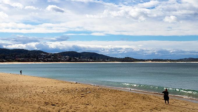 Terrigal Beach on the NSW Central Coast