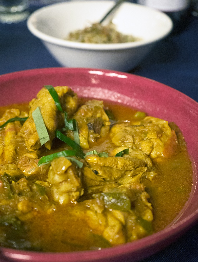 Old fashioned chicken curry - Taste of Sri Lanka with Peter Kuruvita Dinner