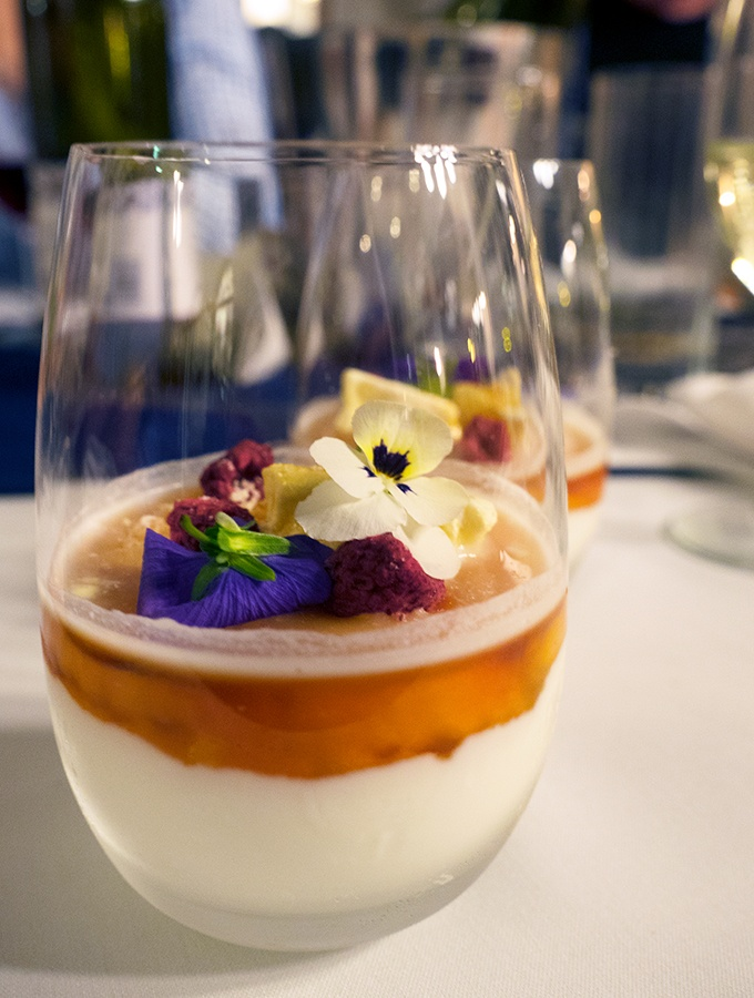 Dessert with Buffalo Curd - Taste of Sri Lanka with Peter Kuruvita Dinner