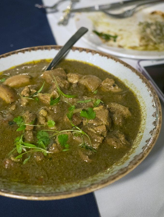Devilled Pork - Taste of Sri Lanka with Peter Kuruvita Dinner