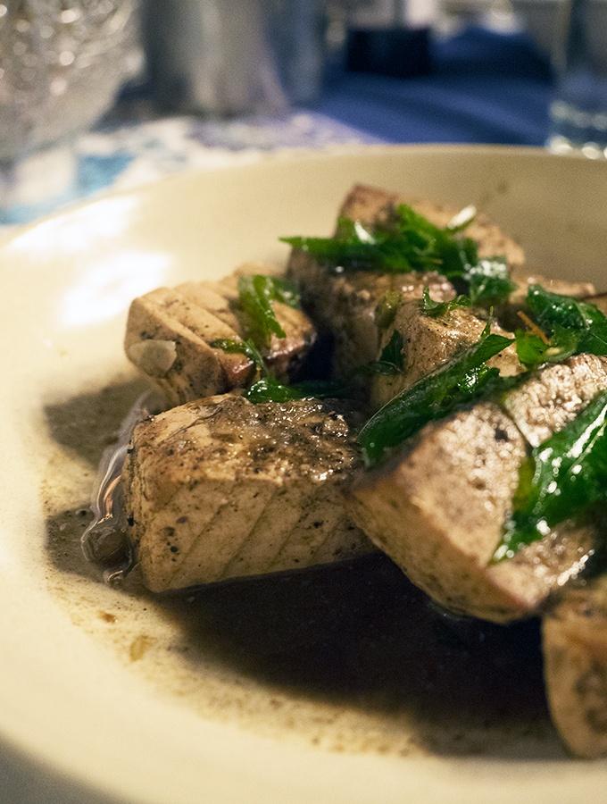 Black Tuna Curry - Taste of Sri Lanka with Peter Kuruvita Dinner
