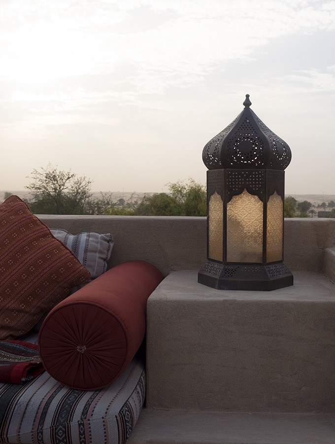 Bab Al Shams Resort and Spa - Desert views from Al Sarab