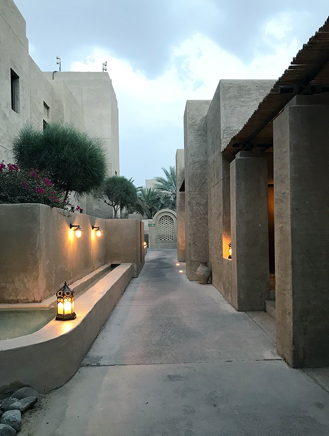 The perfect honeymoon destination in Dubai - Bab Al Shams Resort and Spa