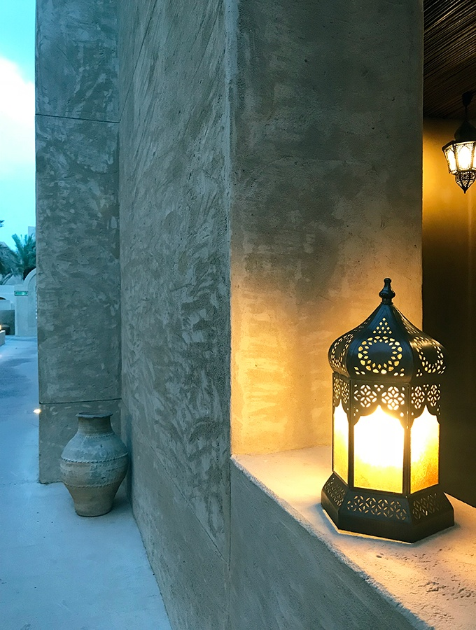 Romantic desert resort in Dubai - Bab Al Shams Resort and Spa