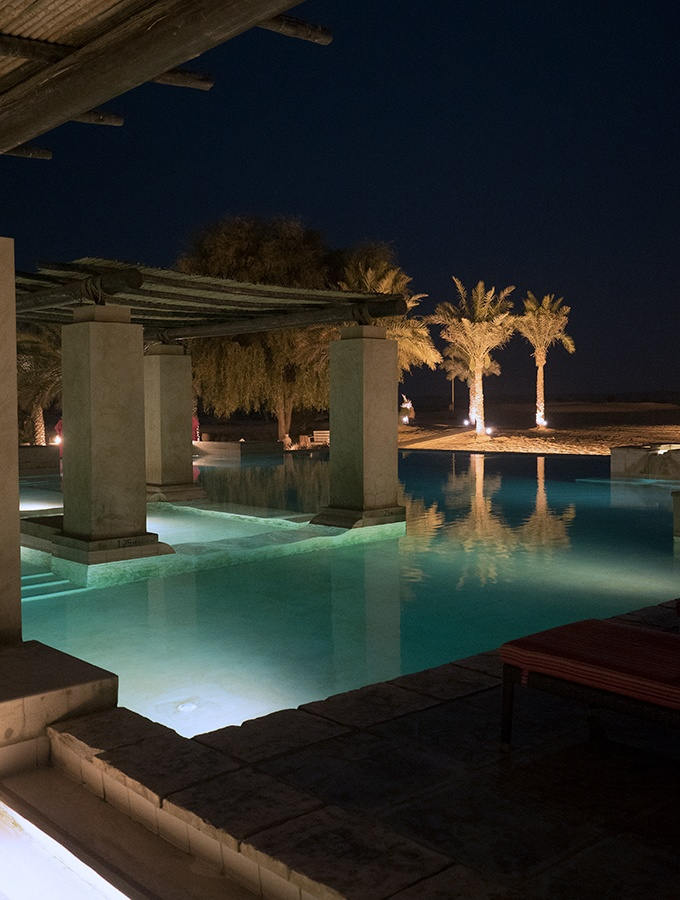 The best pool resorts in Dubai - Bab Al Shams Resort and Spa