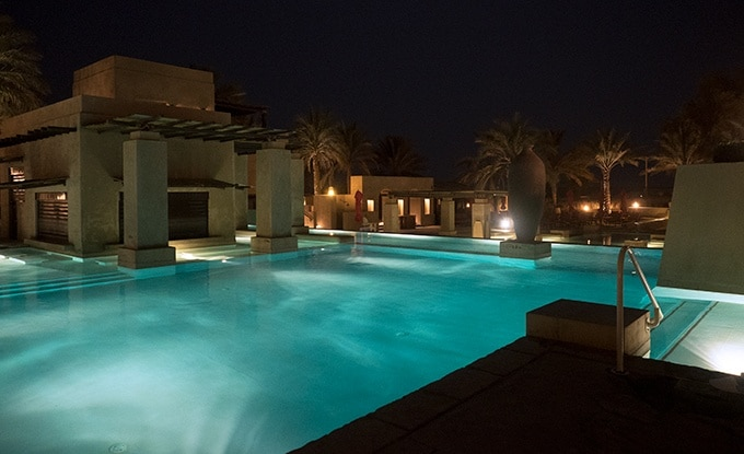 Best resort accommodation in Dubai - Bab Al Shams Resort and Spa