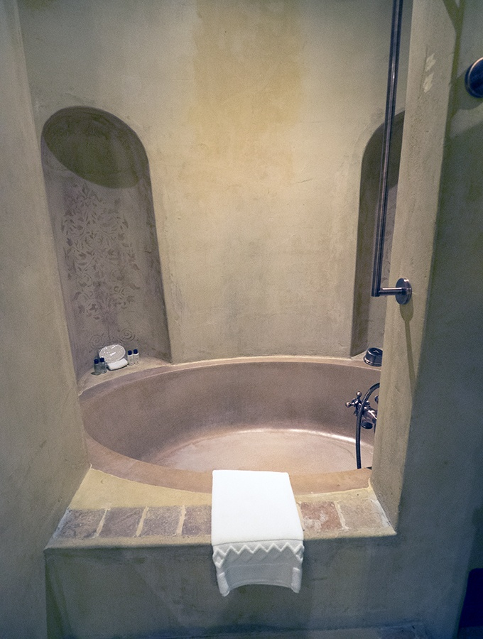luxury bathrooms in Dubai - Bab Al Shams Resort and Spa
