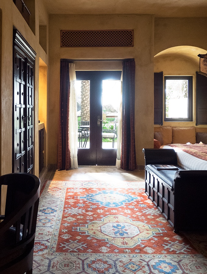 Beautiful luxury accommodation in the Dubai desert - Bab Al Shams Resort and Spa