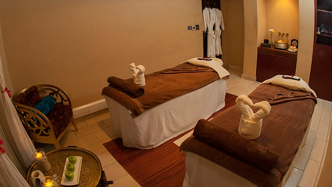 Satori Spa at Bab Al Shams Resort and Spa