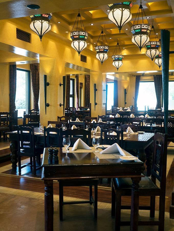 Al Forsan Restaurant Bab Al Shams