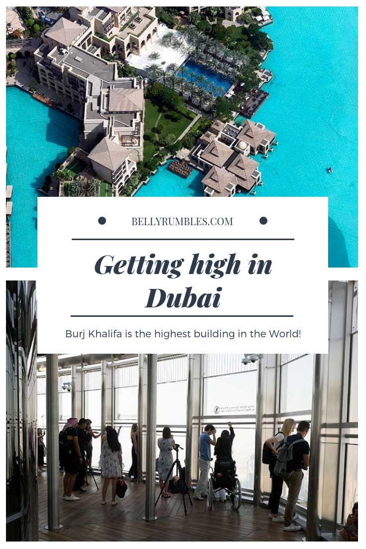 A visit to Burj Khalifa will give you highest views in Dubai. And a chance to visit the highest outdoor observation deck in the World.