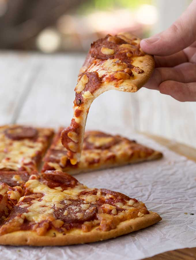 best frozen pepperoni pizza mccain thin crust pepperoni pizza