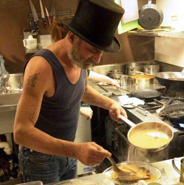 Paydirt Eatery Braidwood Chef Zac