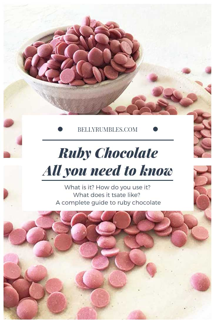 Picture linking to the complete guide for Ruby Chocolate use