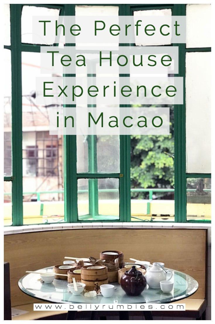 Long Va Tea House in Macao