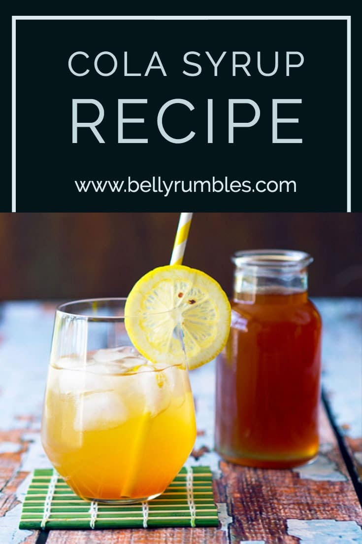 cola syrup pinterest pin