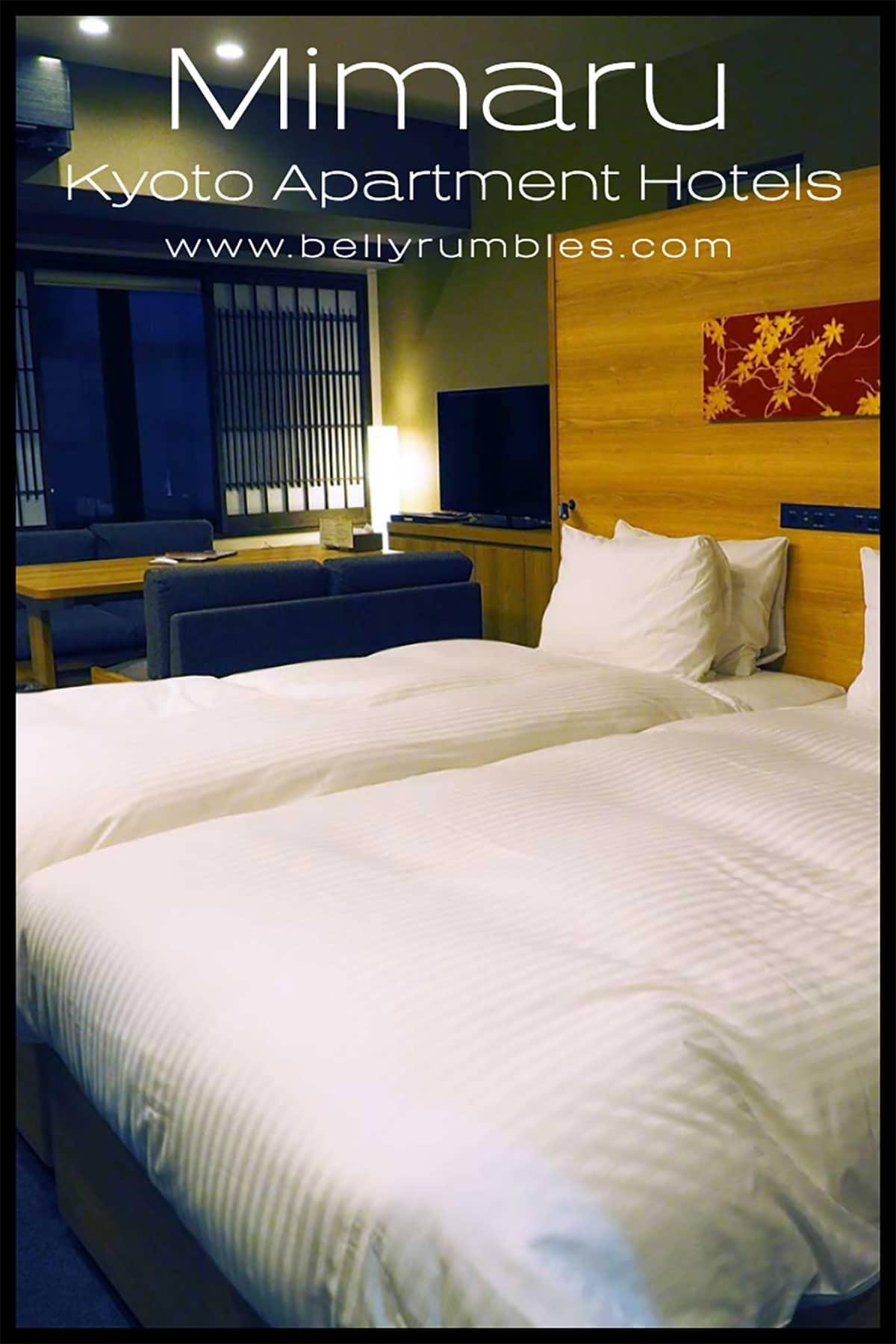 Mimaru Kyoto Apartment Hotel