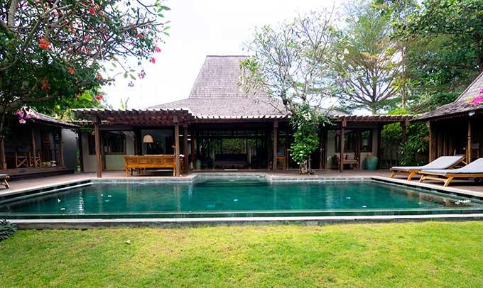 main house at villa amore