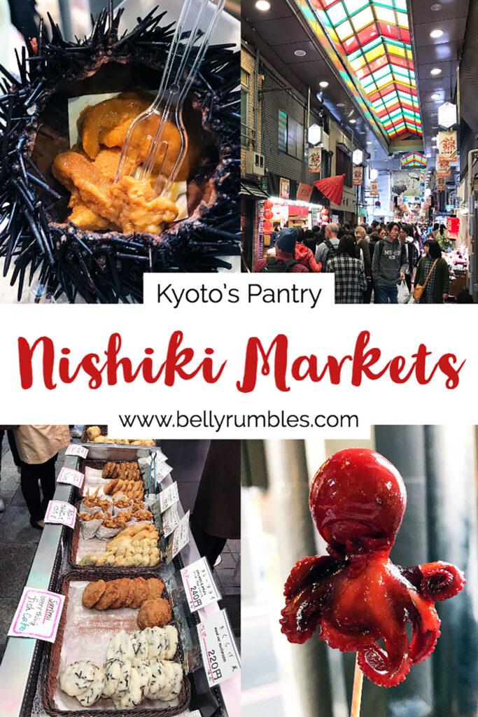 nishiki markets