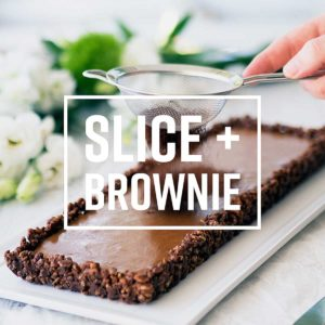 Slice & Brownie