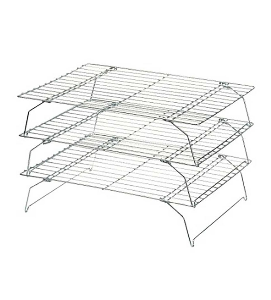 stackable cooling racks three