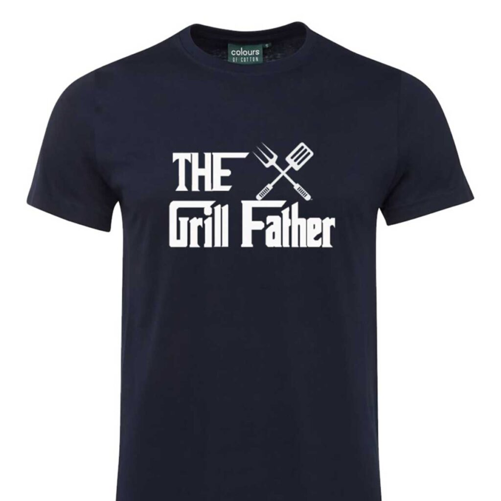 the grill father tee shirt