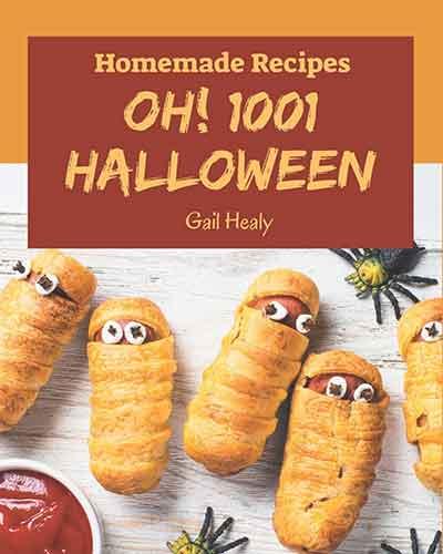 book cover 1001 halloween