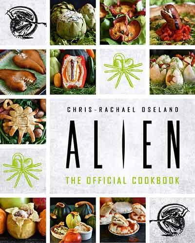 book cover alien