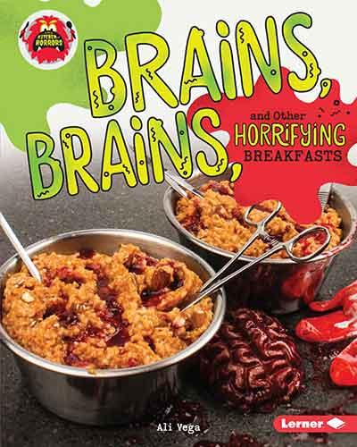book cover brains brains