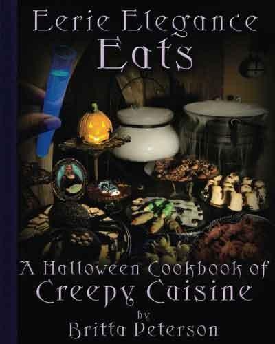 book cover eerie elegance eats