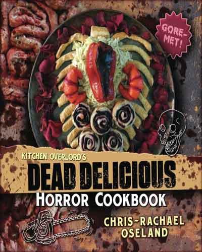 book cover dead delicious