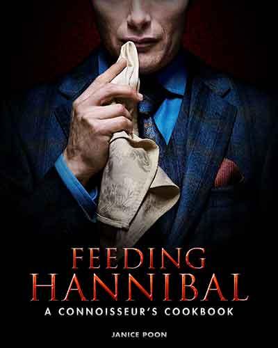 book cover feeding hannibal