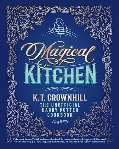 book cover magical kitchen