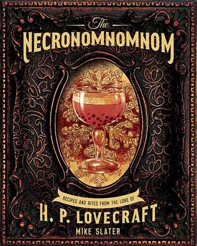 book cover the necronomnomnom