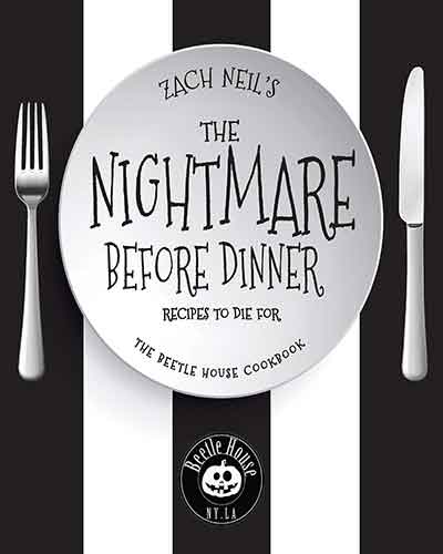 book cover the nightmare before dinner