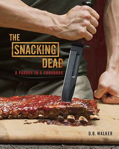 book cover the snacking dead